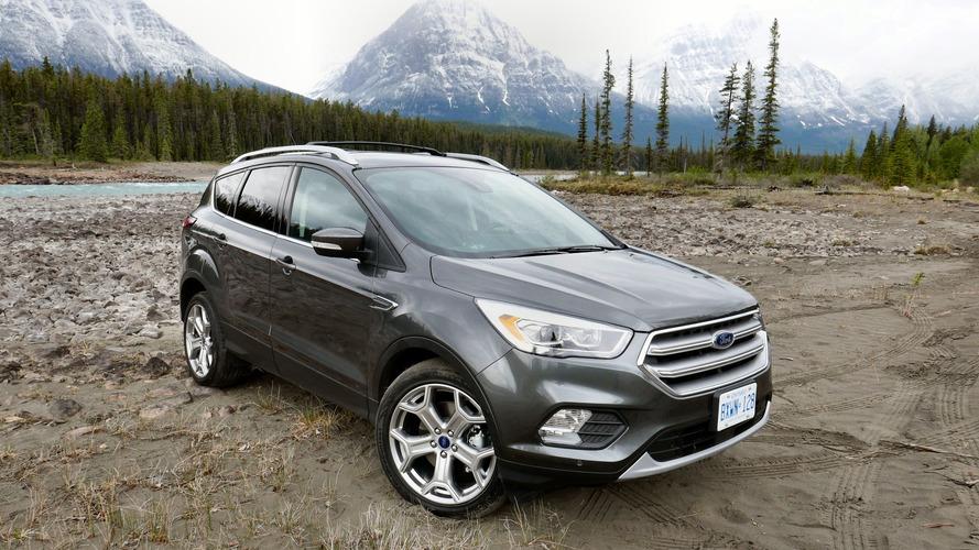 2017 Ford Escape Titanium: First Drive