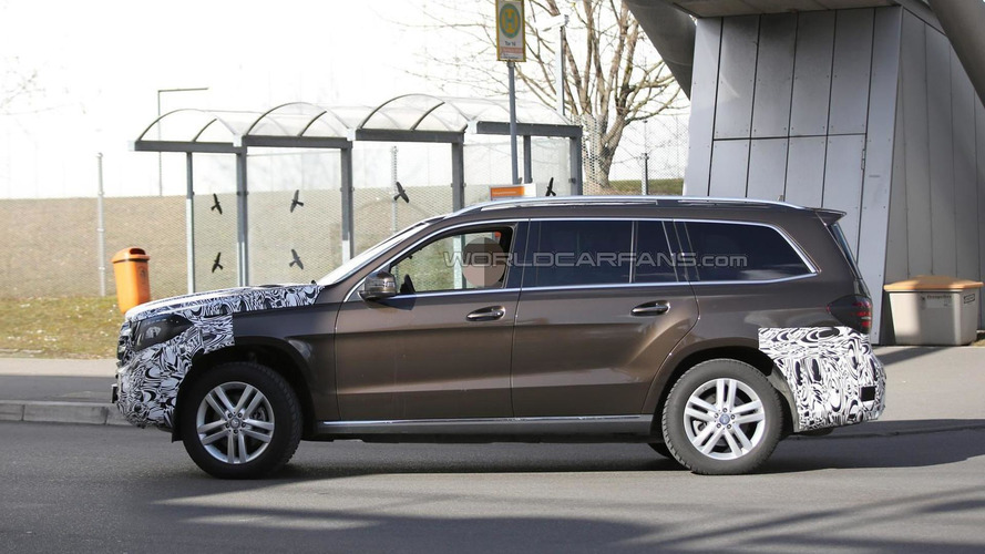 Mercedes-Benz GLS Coupe and GLS long wheelbase considered