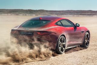 Is Jaguar Building an Electric F-Type?