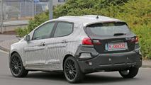 2018 Ford Fiesta ST spy photo