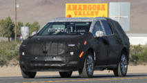 2018 Buick Enclave spy photo