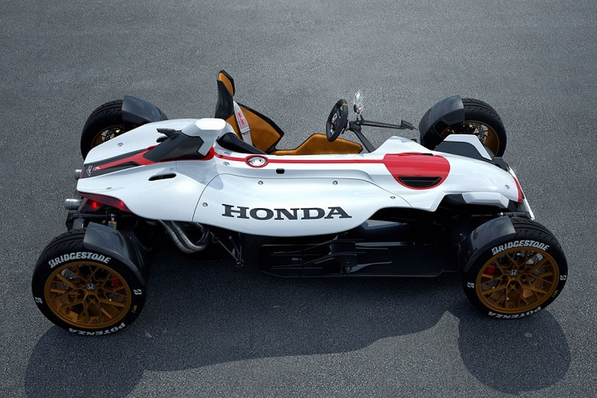 The 2&4 Concept Will Restore Your Faith In Honda