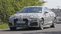 Audi RS5 brings its swirly camo back to the 'Ring