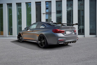 Behold the Brute Force of G-Power's 615-HP M4 GTS