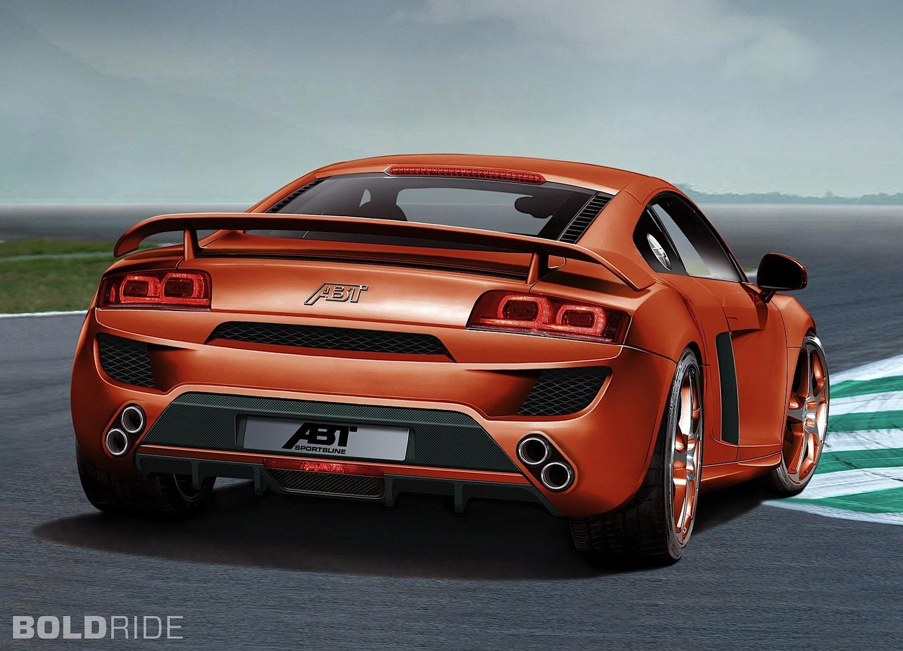 ABT Audi R8