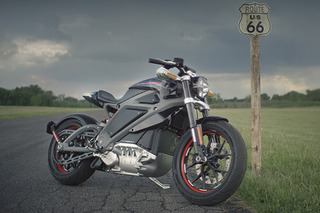 Harley-Davidson Plans to Sell Electric Motorcycles by 2021