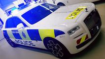 Rolls-Royce Ghost Police