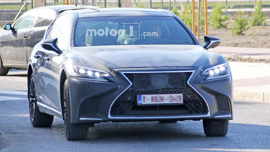 Une Lexus LS F de 600 ch en préparation ?