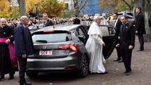 Pape Francoise 1er Fiat Tipo