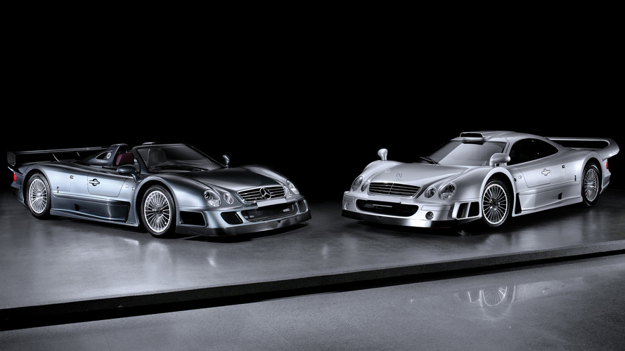 Mercedes Supercars From Last 20 Years