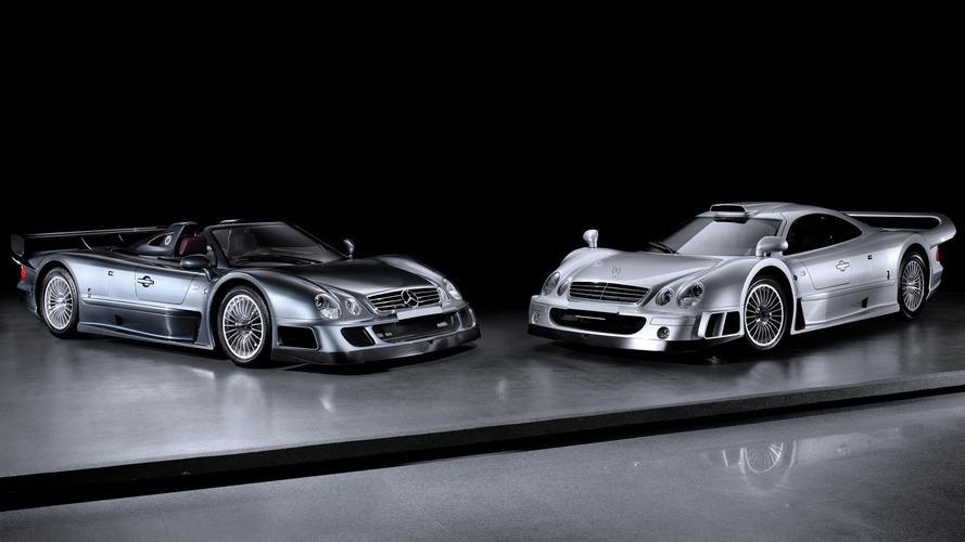 Les supercars Mercedes depuis 20 ans
