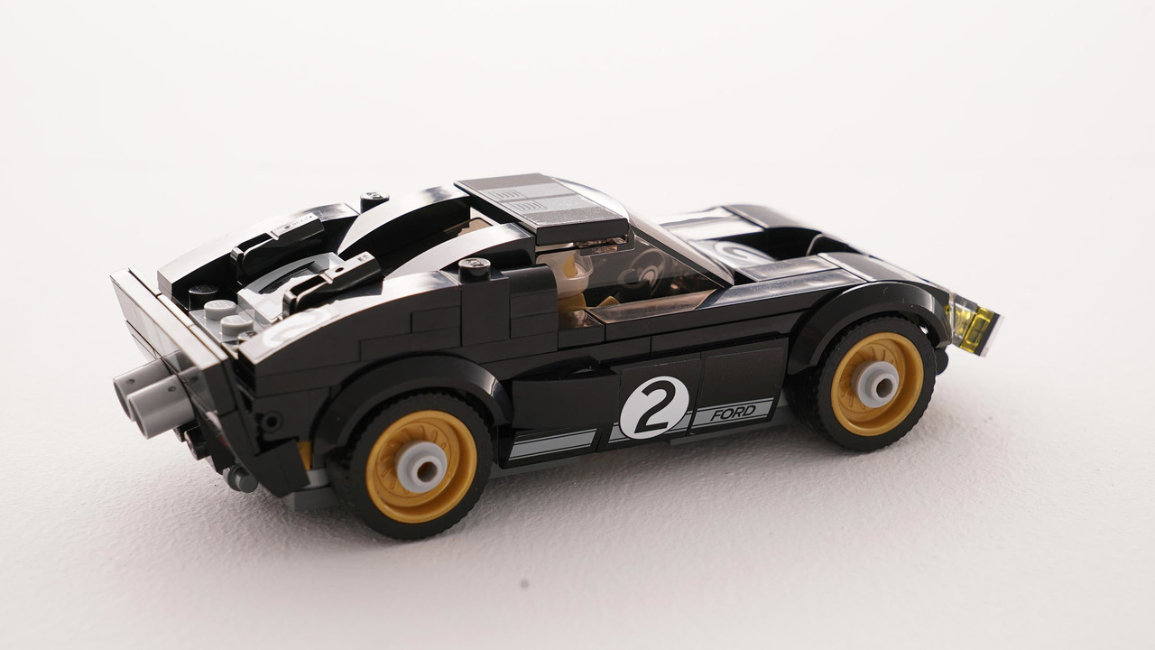 lego speed champions ford gt40 and ford gt photo gallery. Black Bedroom Furniture Sets. Home Design Ideas