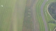 Crop Circles Appear at Goodwood