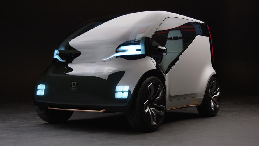 NeuV Concept prevê futuras tecnologias de conectividade da Honda