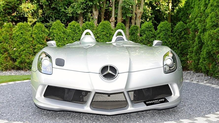 SLR Stirling Moss - Une Mercedes rare, et plus chère qu'une Chiron !