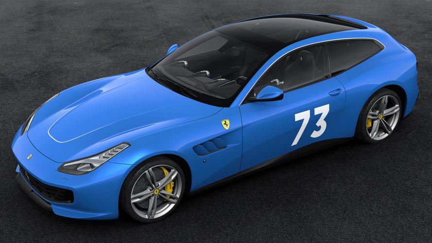 Ferrari livre sa dernière série spéciale des 70 ans