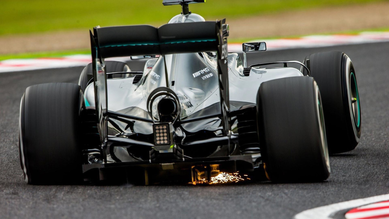 The story behind the photograph that got F1 talking