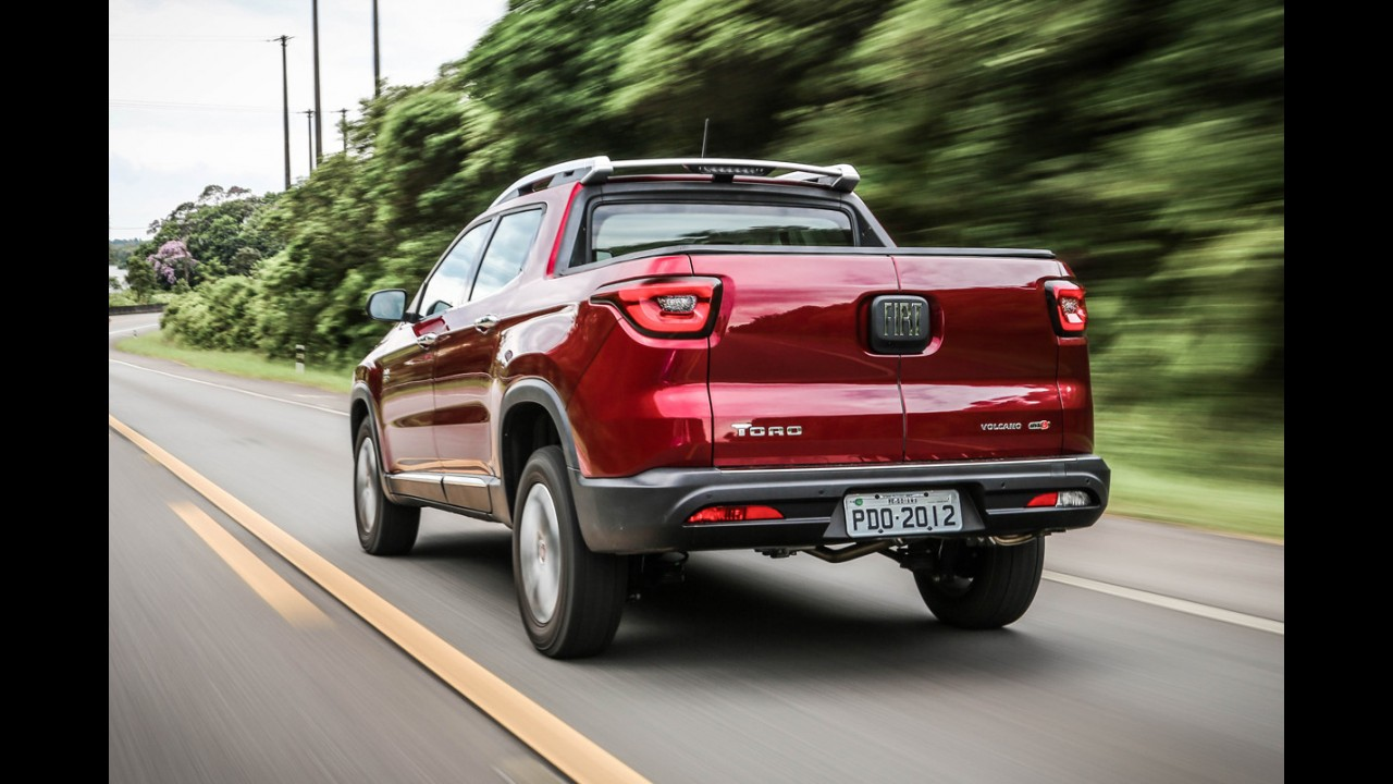 Fiat Toro sofre 3º aumento de preço em seis meses; versão top já supera os R$ 122 mil