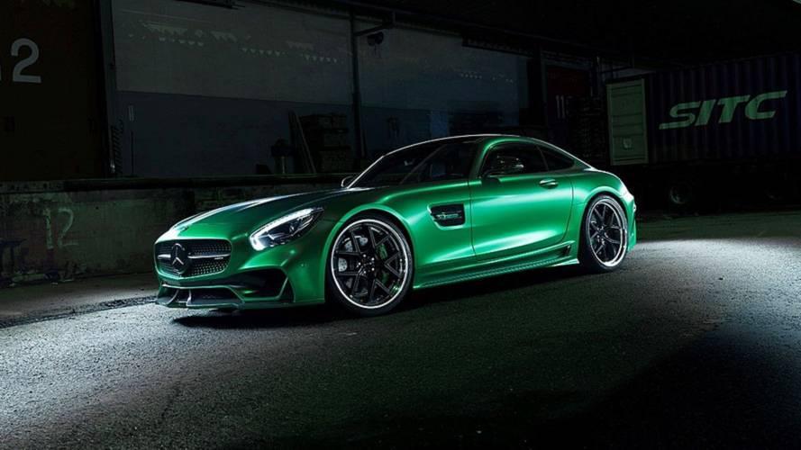 Mercedes-AMG GT S par Wald International