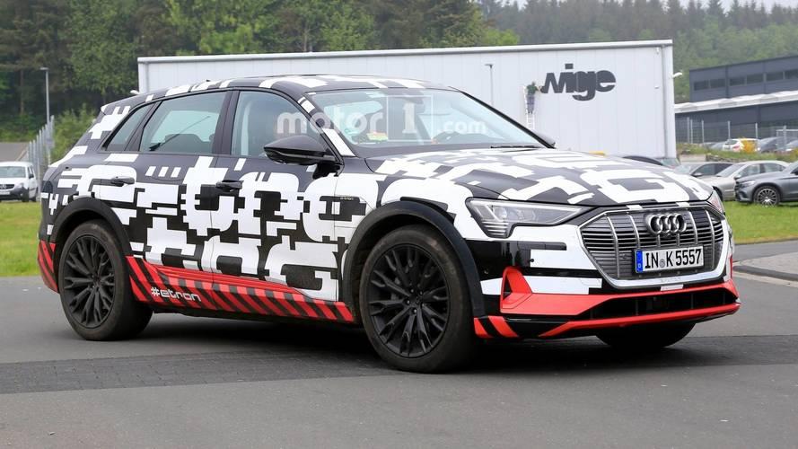 Audi Delays E-Tron Electric SUV Reveal, Launch Still On Track