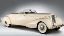 1934 Cadillac rumbleseat roadster model 5802
