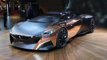 Peugeot Onyx Concept in Paris