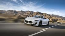 2013 Maserati GranCabrio MC