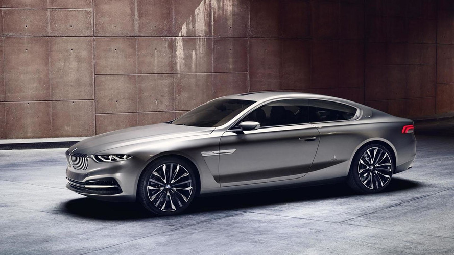BMW 8 Series Coupe planned for 2020?