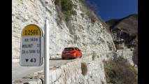 Peugeot 208 GTi | Prova su ghiaccio, neve, rally di Montecarlo