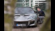 Daniel Craig ritira la Lotus Evora 400