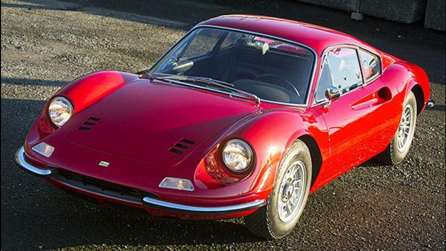 Ferrari Dino, torna la mitica V6?