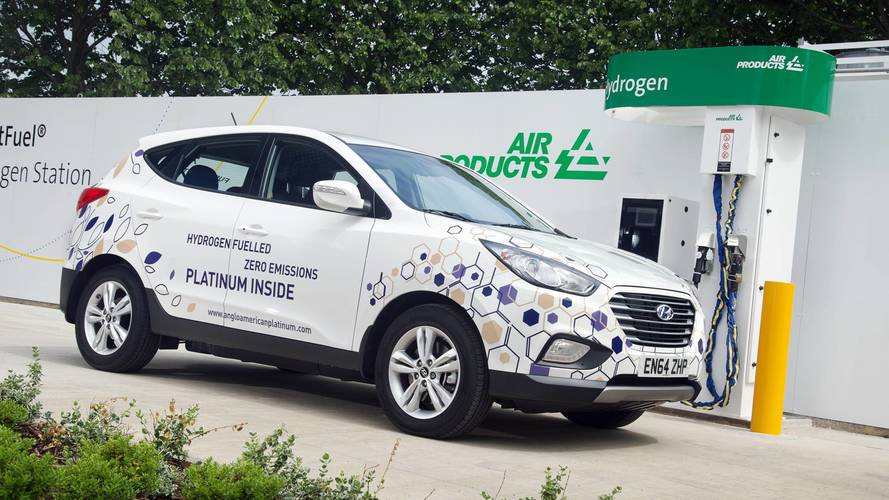 Potential for 10-15 million hydrogen cars by 2030, say car makers