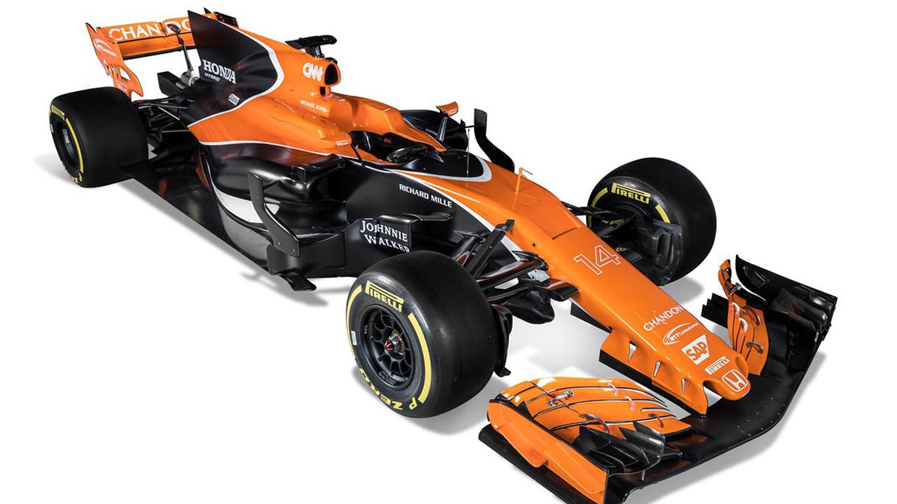 McLaren MCL32 2017