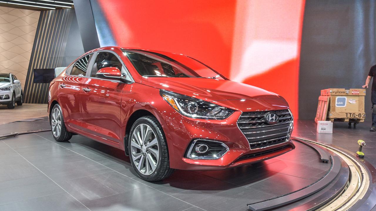 2018 Hyundai Accent - Toronto live