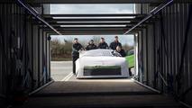 Aston Martin Vulcan Teslimat