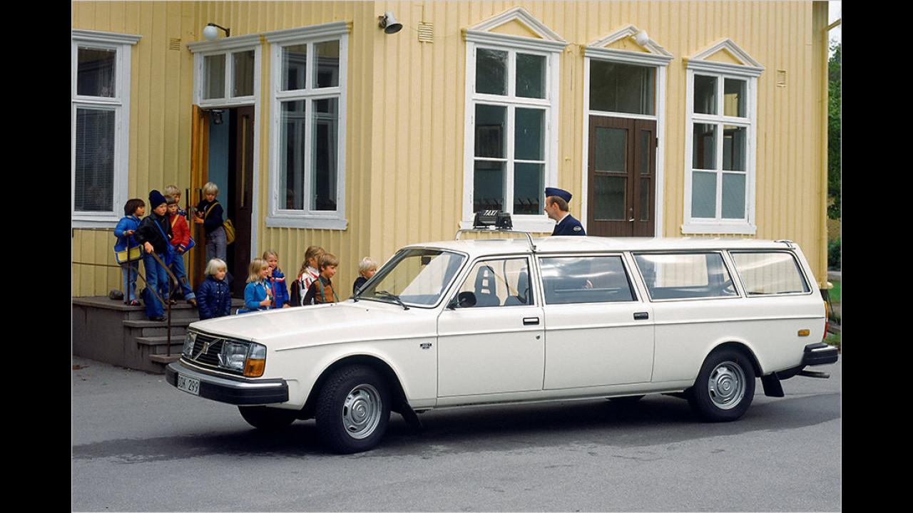 Volvo 245 ,Transfer