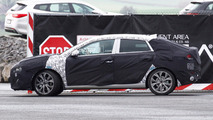 Hyundai i30 Fastback Spy Shots