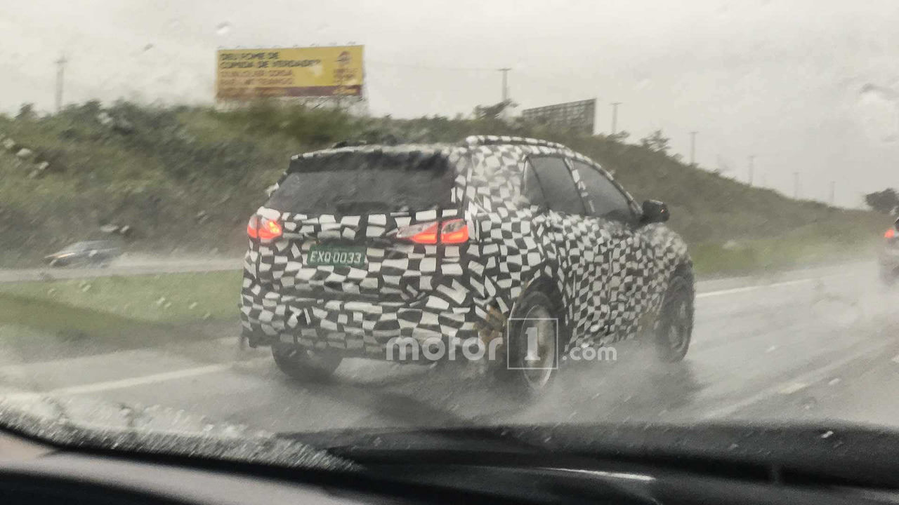 Chevrolet Equinox no Brasil