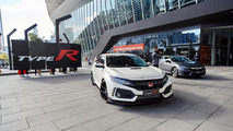 Honda Civic Type R Vandoorne