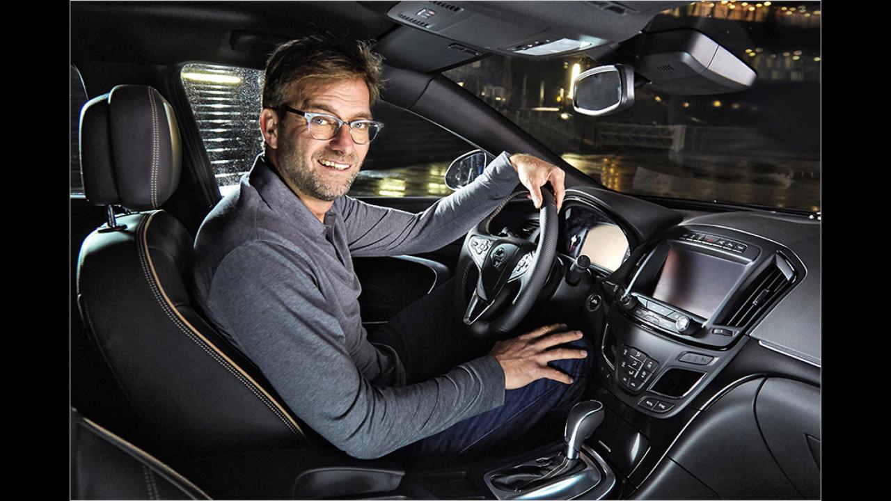 Jürgen Klopp: Opel Insignia