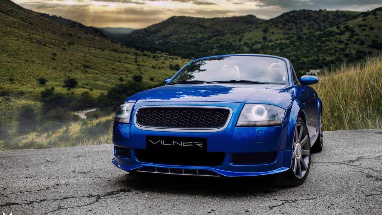 Audi TT par Vilner