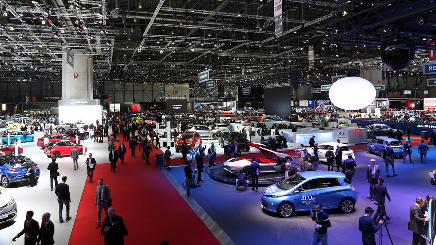 Several Automakers Drop Scantily-Clad Booth Girls At Geneva Show