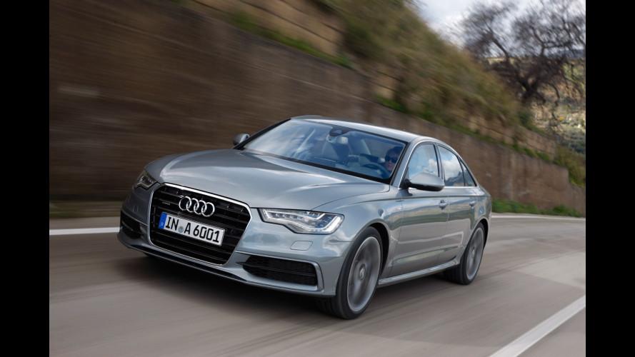 Audi A6, l'evoluzione elettronica
