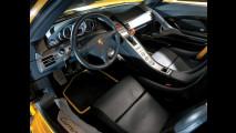 Porsche Carrera GT, le foto storiche