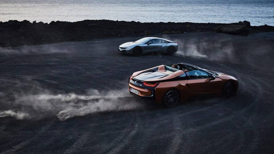 BMW Hints i3, i8 Might Not Live After This Generation