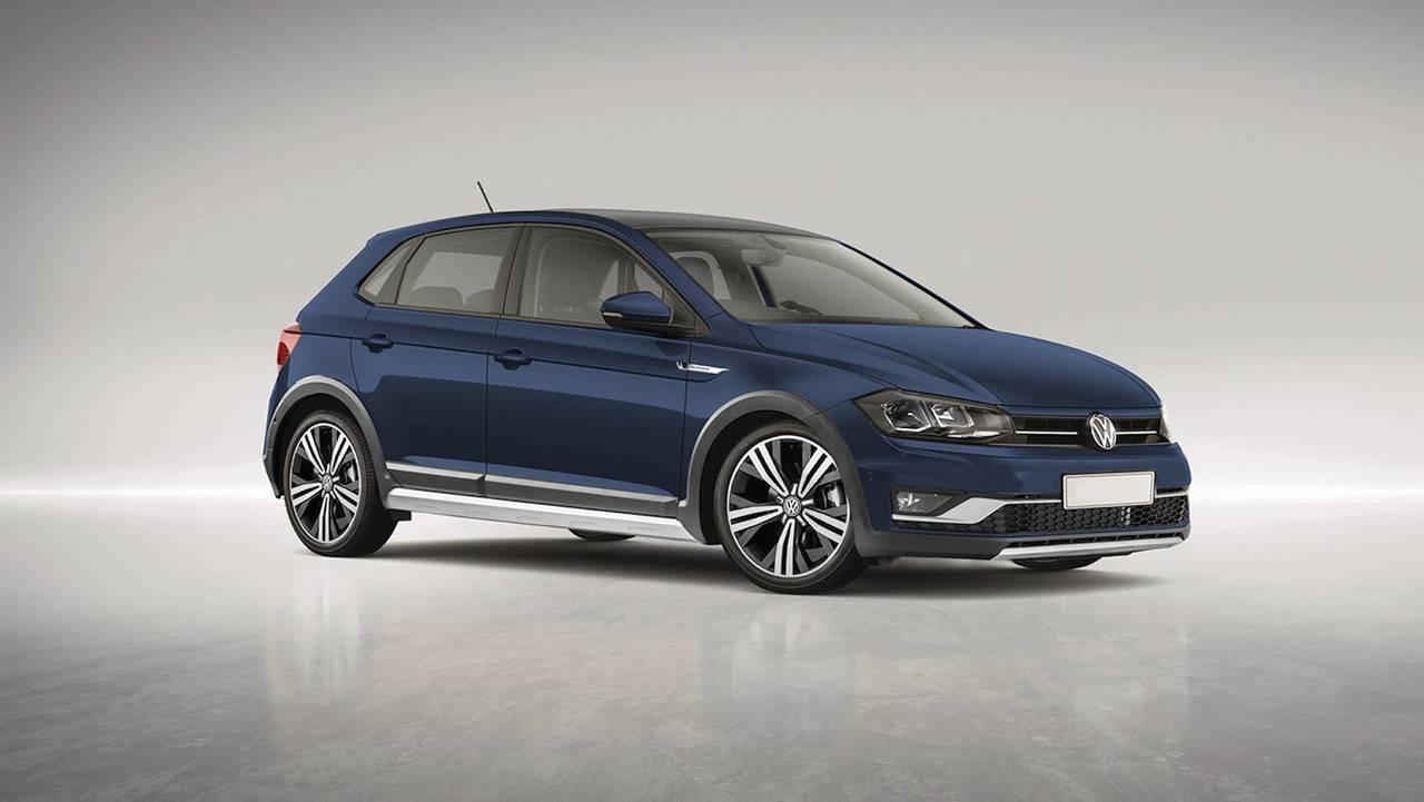 VW Polo Alltrack Tasarım Yorumu