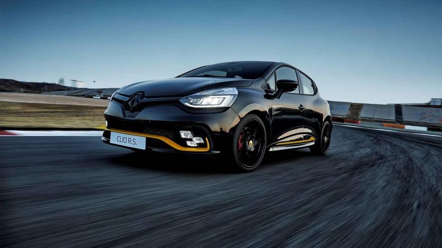 El Renault Clio R.S. 2019 podría heredar el motor del Mégane R.S.