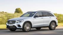 Mercedes GLB als Erlkönig