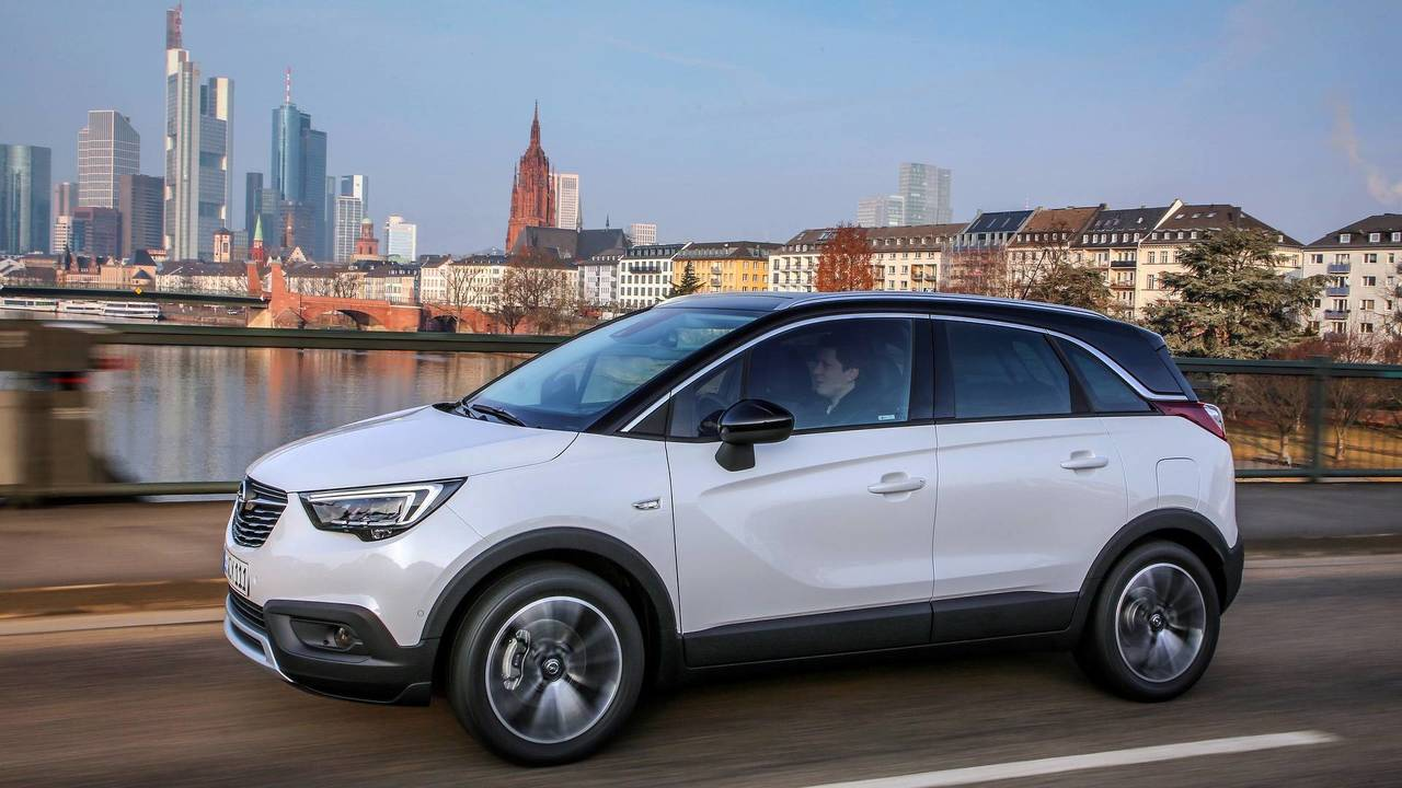 8- Opel Crossland X