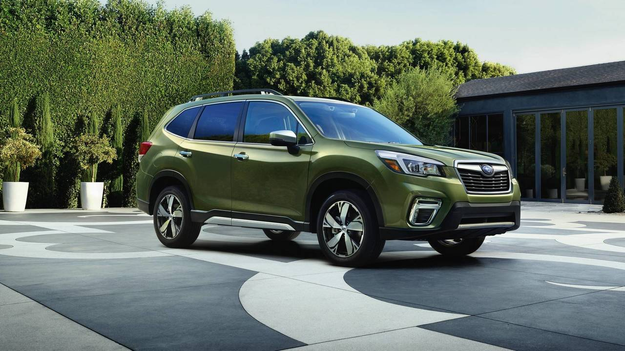 Subaru Forester Cargo Space >> 2019 Subaru Forester Boasts More Cargo Room, More Efficiency